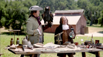Clorox Smart Tube TV Spot, 'Benjamin Franklin'  - Thumbnail 8
