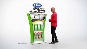 Dr. Scholl's Active Series TV Spot Featuring Dolvett Quince - Thumbnail 6