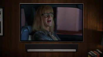 Sonos Playbar TV Spot, 'Wayne's World' Song by Queen - Thumbnail 4