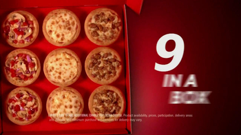 Pizza Hut Sliders TV Spot, 'Three Ways' Song by 1985 - Thumbnail 5