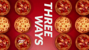 Pizza Hut Sliders TV Spot, 'Three Ways' Song by 1985 - Thumbnail 8