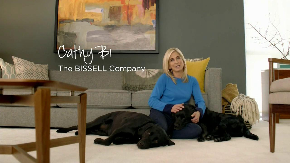 Bissell Spotbot Pet Tv Commercial Black Labs Ispot Tv