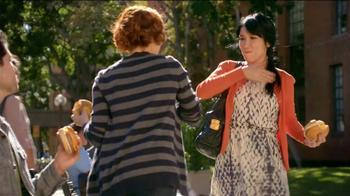Dunkin' Donuts Angus Steak & Egg TV Spot, 'Fellow-Steak-Lover Handshake' - Thumbnail 2