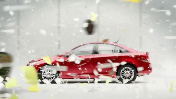 Chevrolet Cruze Eco TV Spot, 'Wind Test' - Thumbnail 10