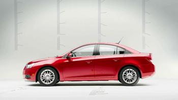 Chevrolet Cruze Eco TV Spot, 'Wind Test' - Thumbnail 3
