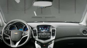 Chevrolet Cruze Eco TV Spot, 'Wind Test' - Thumbnail 4