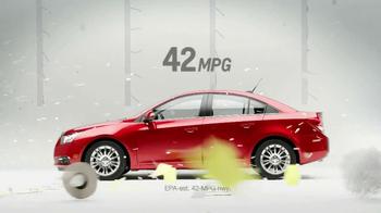 Chevrolet Cruze Eco TV Spot, 'Wind Test' - Thumbnail 7