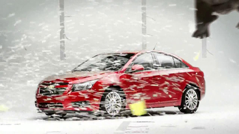 Chevrolet Cruze Eco TV Spot, 'Wind Test' - Thumbnail 9