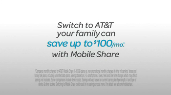 AT&T Mobile Share TV Spot, 'Saving Money: Island Made of Candy'  - Thumbnail 7