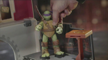 Teenage Mutant Ninja Turtles Pop-Up Pizza Playset TV Spot