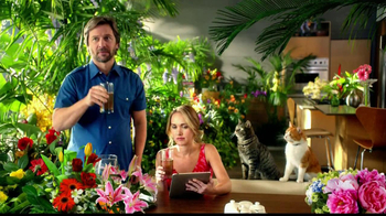 Tidy Cats Pure Nature Litter TV Spot, 'Flowers'