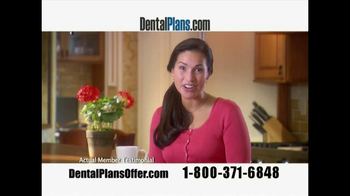 DentalPlans.com TV Spot, 'Money May Be Tight'
