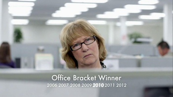 Coca-Cola Zero TV Spot, 'Office Brackets' - Thumbnail 6