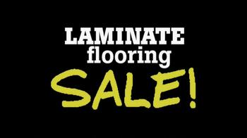 Lumber Liquidators Laminate Flooring Sale TV Spot, 'Lower Prices'