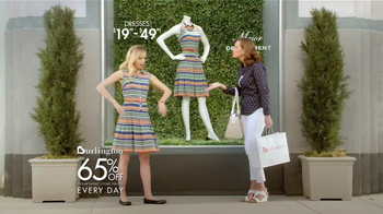 Burlington Coat Factory TV Spot, 'New Job Wardrobe' - Thumbnail 5