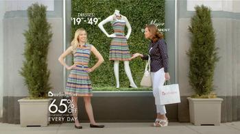 Burlington Coat Factory TV Spot, 'New Job Wardrobe' - Thumbnail 6