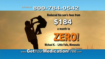 GetYourMedicationFree.com TV Spot - Thumbnail 6