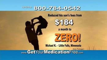GetYourMedicationFree.com TV Spot