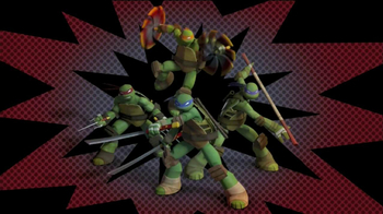 Teenage Mutant Ninja Turtles Mutagen Ooze TV Spot - Thumbnail 2
