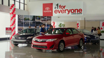 Toyota Camry TV Spot, 'Old Ways' - Thumbnail 4