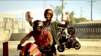 McDonald's Hot 'n Spicy McChicken TV Spot, 'Badder & Bolder' - Thumbnail 1