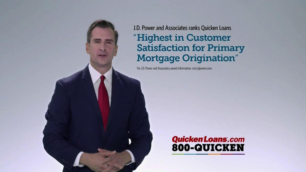 Quicken Loans TV Commercial, 'J.D. Power and Associates' - iSpot.tv