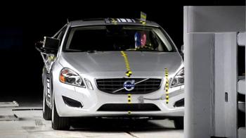 2013 Volvo S60 TV Spot, 'Safety'
