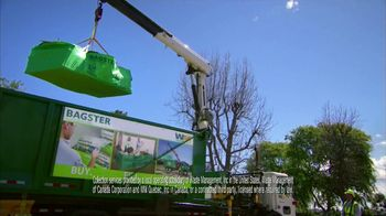 Waste Management Bagster Bag TV Spot, 'Plan for the Cleanup'