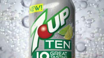 7UP Ten TV Spot, 'Compromises'  - Thumbnail 10