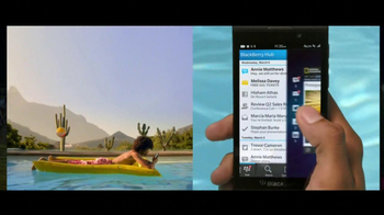 BlackBerry Z10 TV Spot, Song by Tame Impala