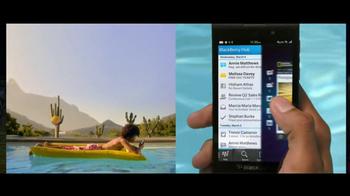 BlackBerry Z10 TV Spot, Song by Tame Impala - Thumbnail 6