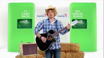 Capital One TV Spot, '50% More' Featuring Jimmy Fallon - Thumbnail 5