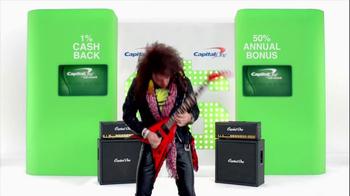 Capital One TV Spot, '50% More' Featuring Jimmy Fallon - Thumbnail 6