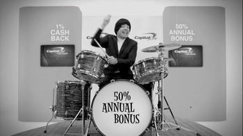 Capital One TV Spot, '50% More' Featuring Jimmy Fallon - Thumbnail 7