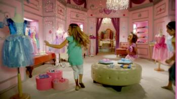 Disney Princess Gowns TV Spot