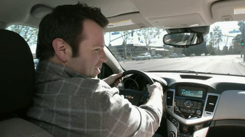 2013 Chevrolet Cruze LS TV Spot, 'Road Trip Test Drive' - Thumbnail 2