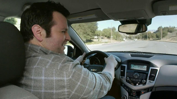 2013 Chevrolet Cruze LS TV Spot, 'Road Trip Test Drive' - Thumbnail 5