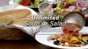 Olive Garden 3-Course Italian Dinner for Two TV Spot  - Thumbnail 4