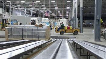 GE Appliances TV Spot, 'Innovation, Factories'