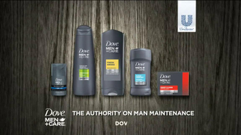 Dove Men+Care TV Spot, 'How to Play Defense' Featuring Dwyane Wade - Thumbnail 9