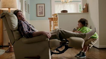 Odor-Eaters Foot & Sneaker TV Spot, 'Asleep in the Recliner'