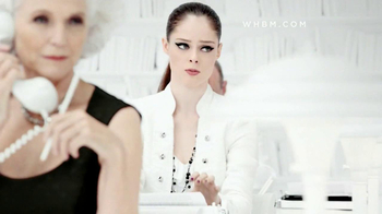 White House Black Market TV Spot Featuring Coco Rocha, Song by Miss Li