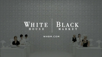 White House Black Market TV Spot Featuring Coco Rocha, Song by Miss Li - Thumbnail 8