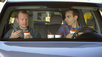 Sonic Drive-In Sweet Potato Tots TV Spot, 'Grounded' - Thumbnail 2