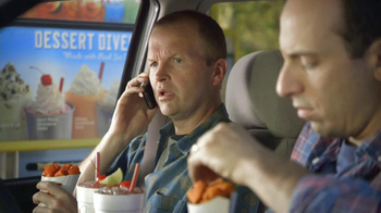 Sonic Drive-In Sweet Potato Tots TV Spot, 'Grounded' - Thumbnail 6