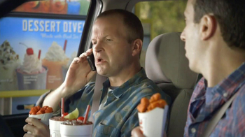 Sonic Drive-In Sweet Potato Tots TV Spot, 'Grounded'