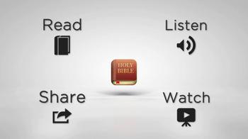 Bible App TV Spot