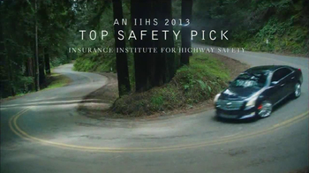 2013 Cadillac XTS TV Spot, 'Look Again' Song by Victory - Thumbnail 4