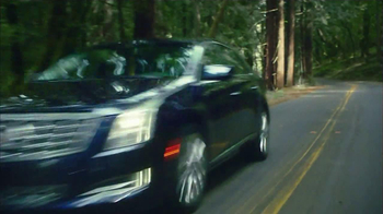 2013 Cadillac XTS TV Spot, 'Look Again' Song by Victory - Thumbnail 5