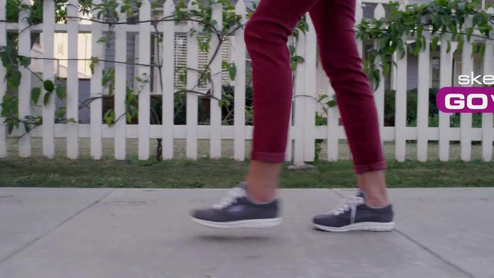 Skechers Go Walk Tv Commercial From Sun Up To Sun Down
